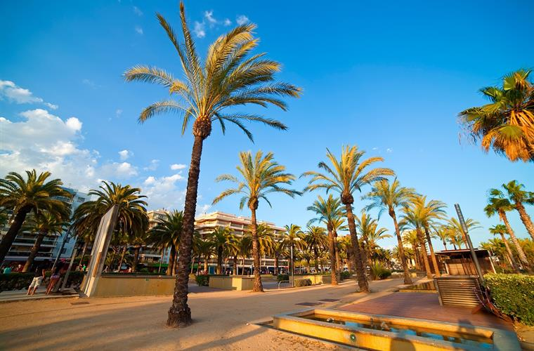 SALOU LA PINEDA GOLDEN PARK