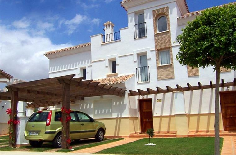 Your holiday home with private carport