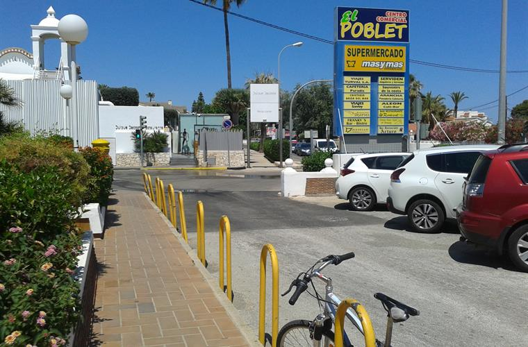 El Poblet shopping centre