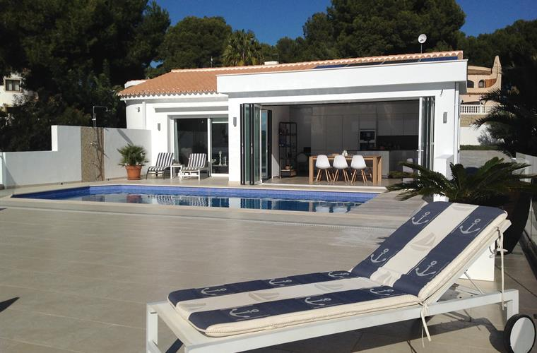 welcome in our completely renovated holiday villa
