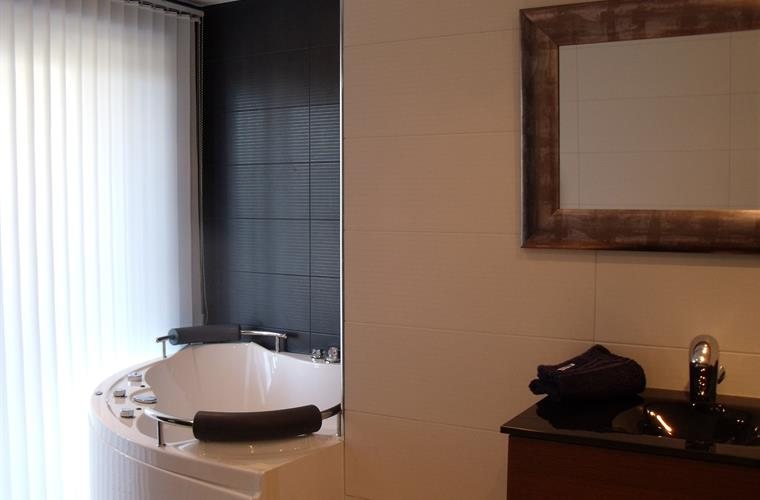 3 of 3 SHOWER ROOMS (including Jacuzzi bath)