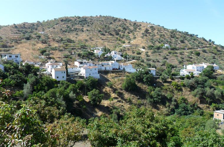 Location of the house - Pasada de Granadillo