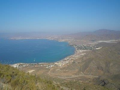 The Beautiful Bay of Mazarron