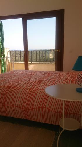 double room and view