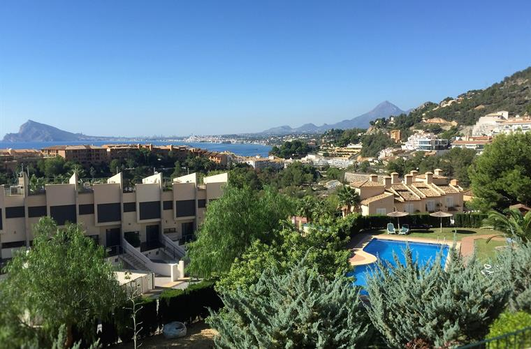 Vakantieappartement In Altea 24843