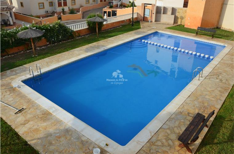 Holiday Townhouse For Rent In Cabo Roig Lomas De Cabo Roig Cabo Roig Vacation Townhouse 24917