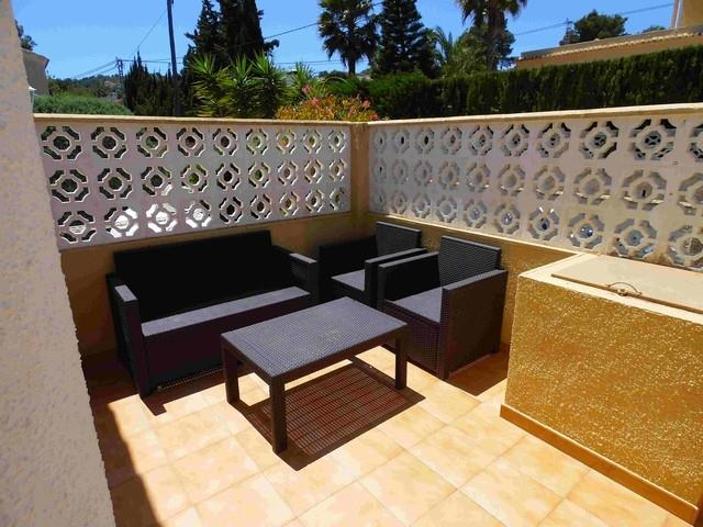 Holiday villa for rent in j vea j vea vacation villa 25634 for Outdoor furniture javea
