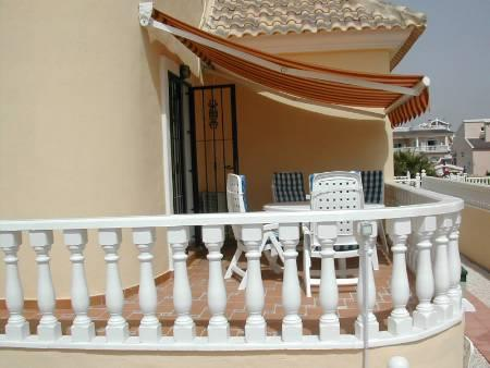 Downstairs veranda