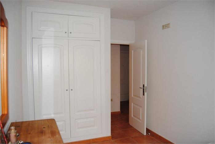 Built in wardrobes in both bedrooms