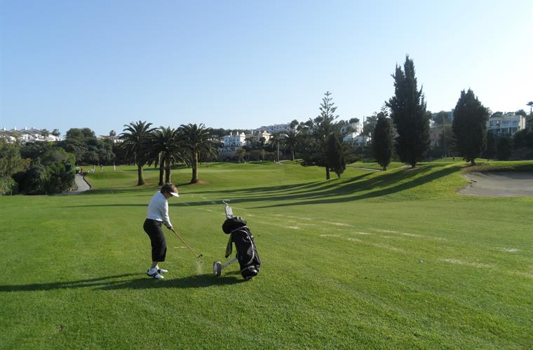 Very nice golf course just a few minutes away, called Miraflores.