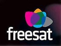 FreeSat TV in the bedroom and sitting room with over 200 channels