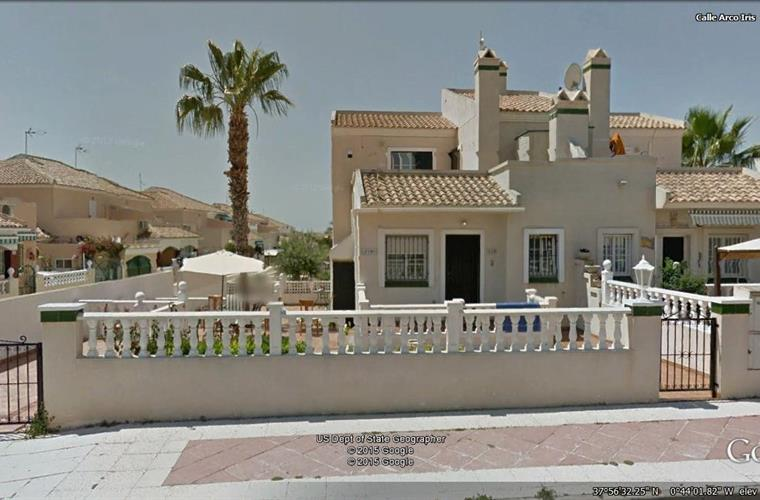 Villa For Rent Playa Flamenca