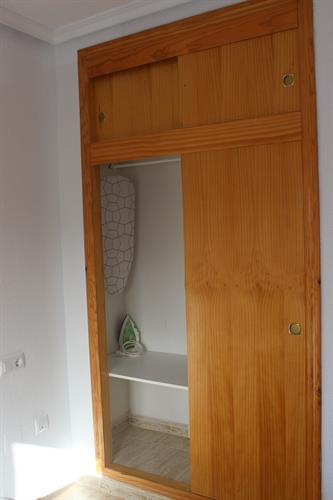 Wardrobe of the master bedroom