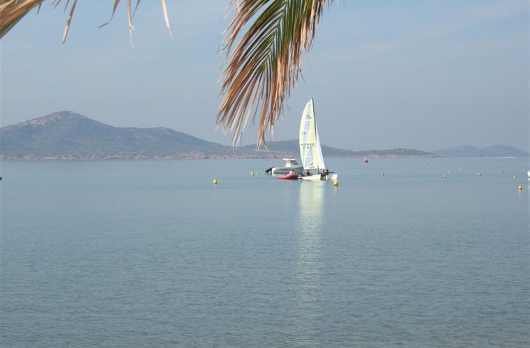 Mar Menor, a short drive away.