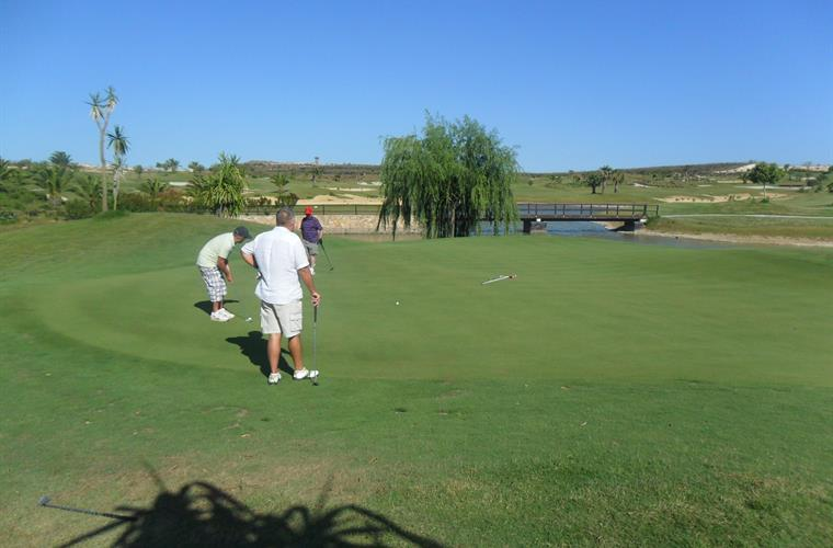 Award Winning Golf Courses