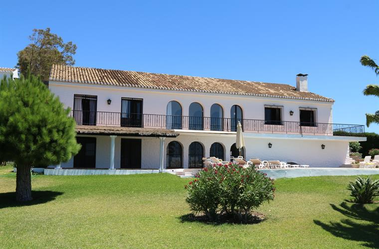 the villa seaside
