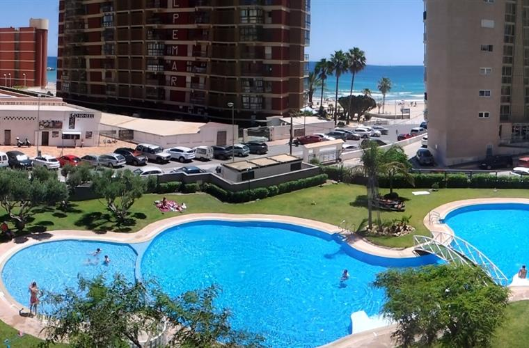 Holiday Apartment For Rent In Calpe Playa El Arenal Calpe Vacation Apartment 28240