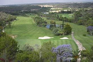 Local golf course - La Marquesda (10 mins drive)