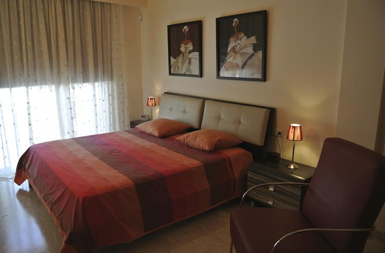 Bedrooms 1 bed 2 persons