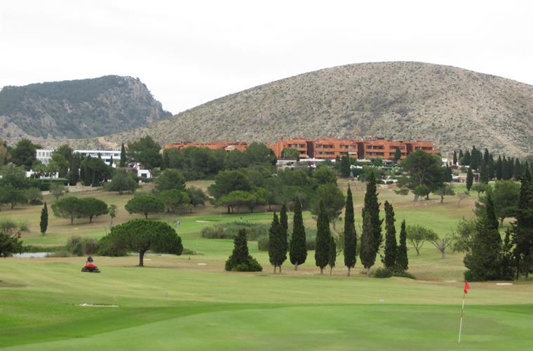 Pinar Golf from the golf course