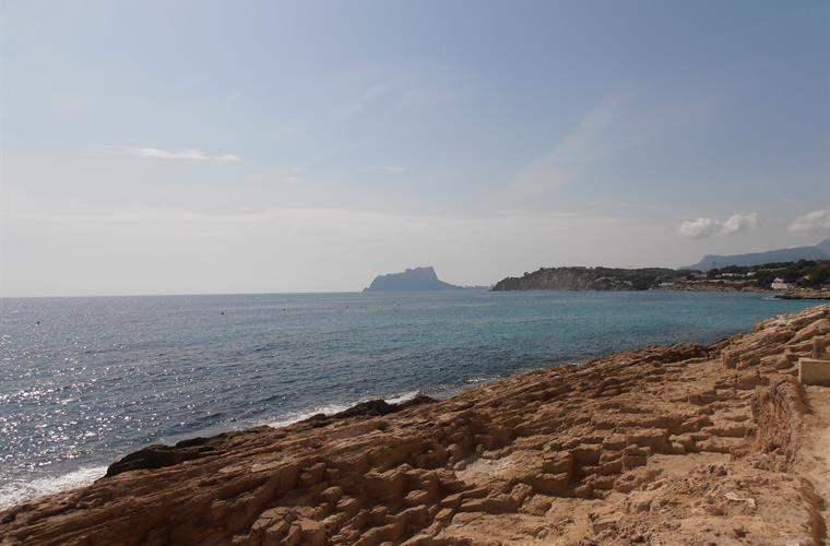View to Calpe.