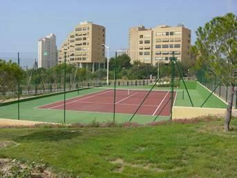 tennis facilities