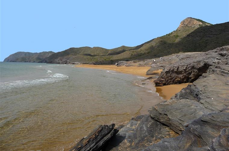 Calblanque - a beautiful unspoilt coastline