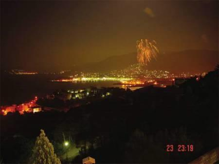 Fireworks at the Port(Viewed from House)