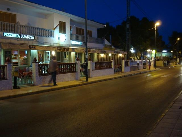 Campoverde in the evening