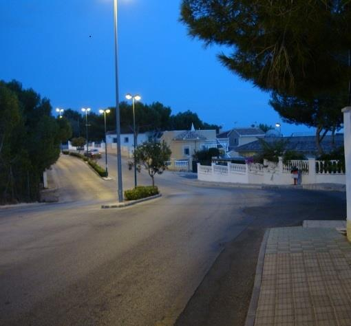 An evening walk into Campoverde