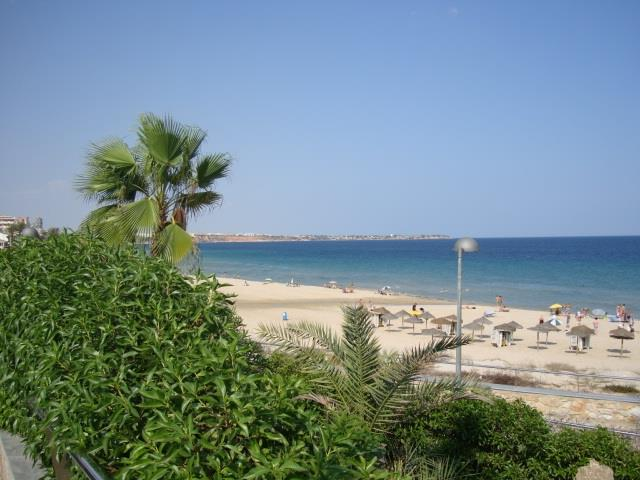 Beach at Riomar