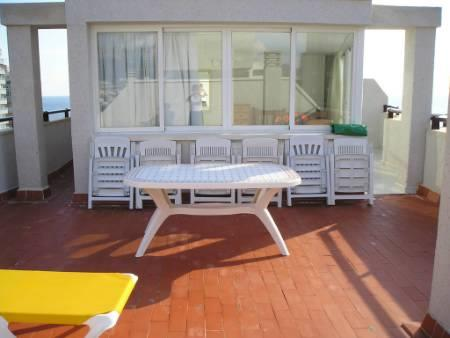 Sun Deck for Outside Dining