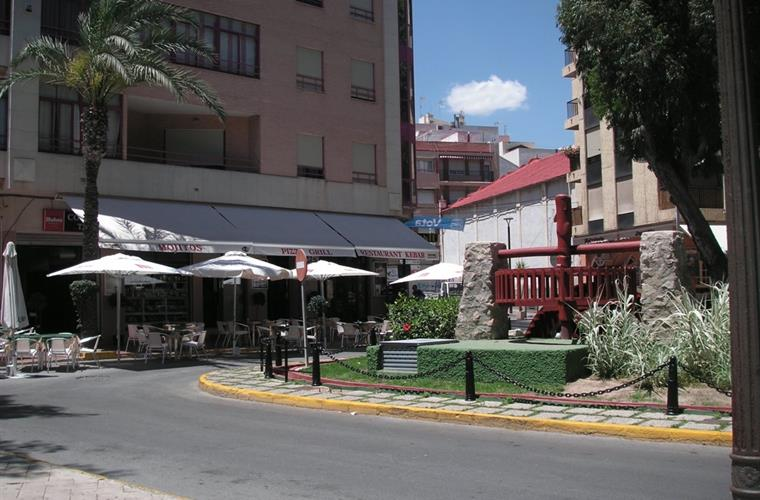 Restaurant in Guardamar
