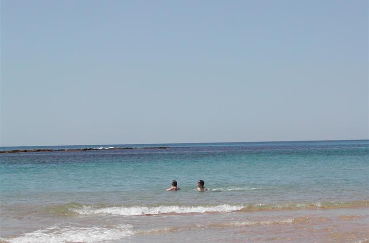 Caños de Meca´s beach, perfect for swimming.