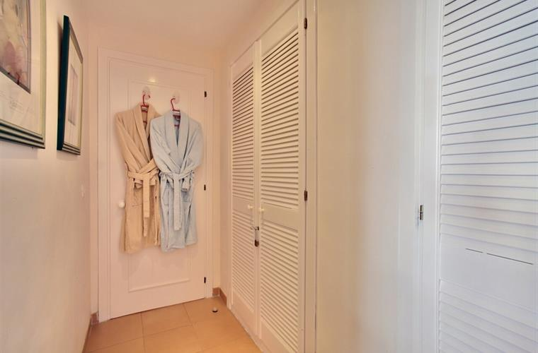 "Lots of ""robes"" Fitted wardrobes & towelling robes."
