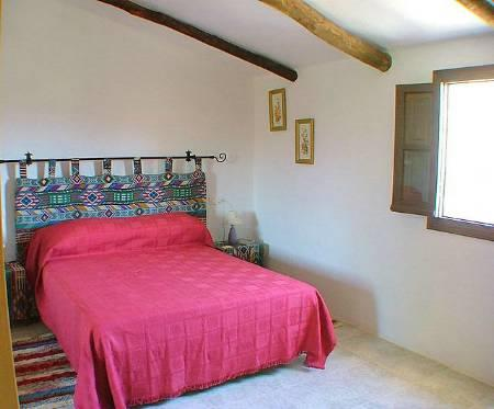 Double bedroom Casa Algarrobo
