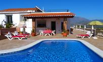 Pool from Villa