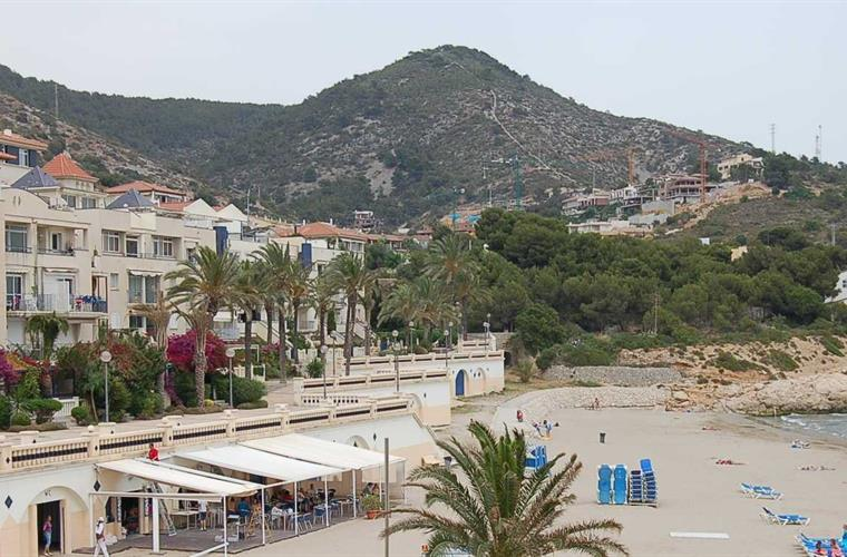 Beach, Playa d'Aiguadolç