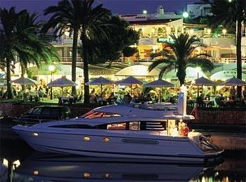 Cala D'Or Marina - Night live