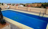 Pool Deck and the view to the Sea