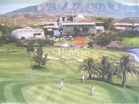 ....... Miraflores Golf Club, < 1 KM ........