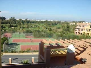 Tennis Court and Golf Course
