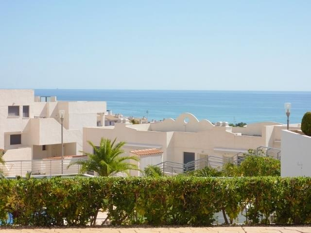 Sea views from the large Terrace