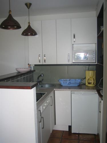 OPEN KITCHEN, separate apartment. downstairs