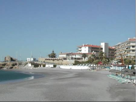apartment in Nerja near beach