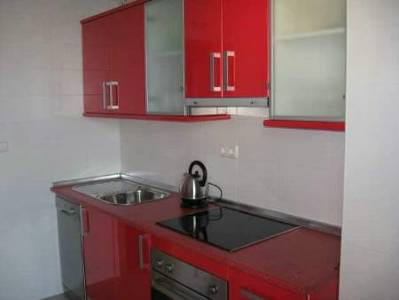 Fully equipped Kitchen with oven, hob, Dishwasher, Fridge Freezer