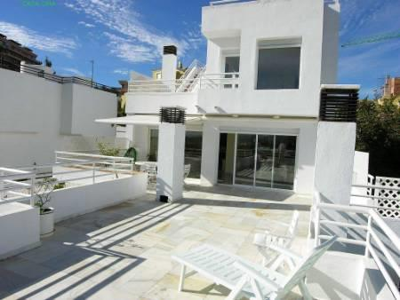 luxury holiday apartment in Puerto Banus