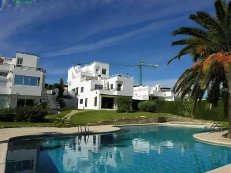 holiday apartment with pool Costa del Sol