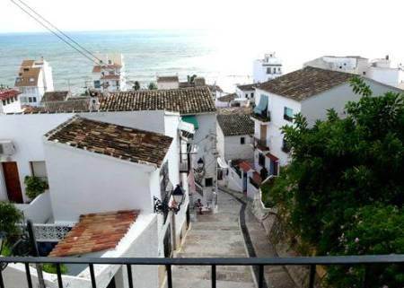 The  old  town  of  Altea