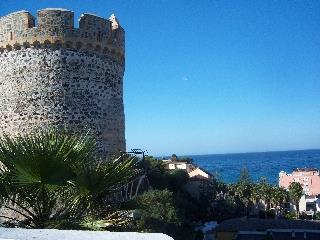 Almunecar - castle and sea views